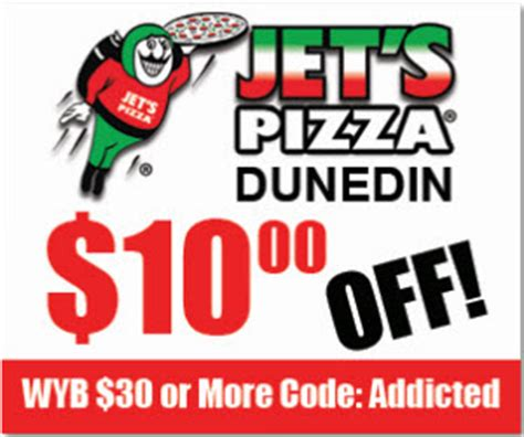 Jet S Pizza Gift Card - jets pizza chaign il the best jet of 2018