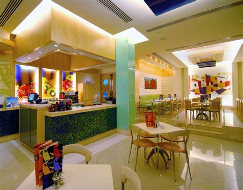 cafe interior design uk art inspired cafe interiors portfolio project by