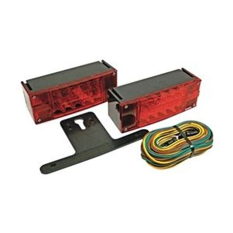 led trailer lights amazon amazon com led submersible trailer lights home improvement