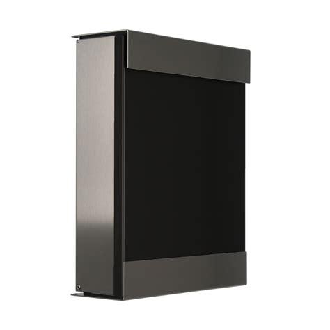 keilbach briefkasten keilbach briefkasten glasnost color black