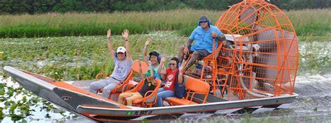 airboat orlando fl boggy creek airboat rides florida everglades rides