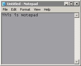 html tutorial on notepad html tutorial free html code tutorial simplest ever