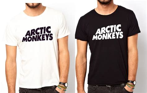 T Shirt Arctic 9 by Arctic Monkeys T Shirt Mens All Sizes