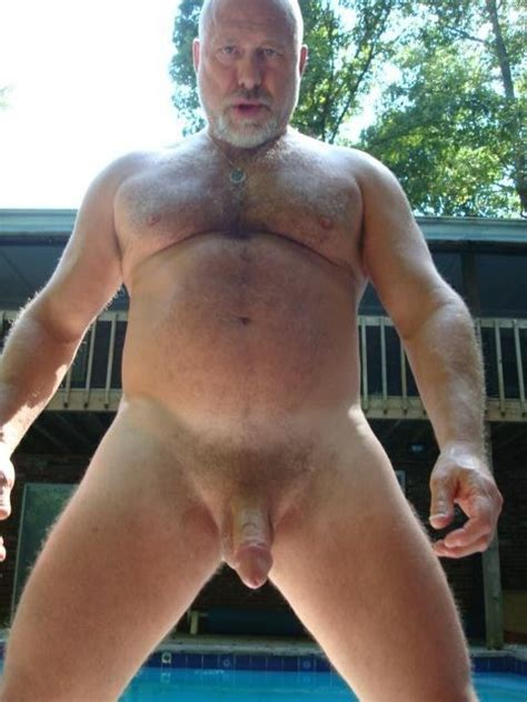 Big Stocky Hairy Men Datawav