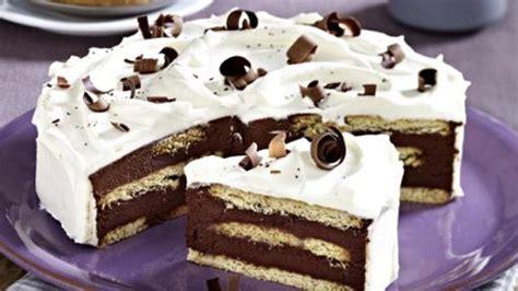keks schoko kuchen schoko keks torte bild der frau