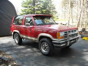 1990 Ford Bronco 2 1990 Ford Bronco Ii Overview Cargurus