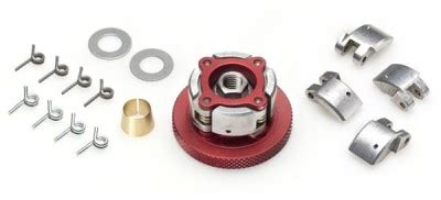 Jvd Clutch 4 Shoes For 1 8 Buggy jvd rc clutch 36 mm