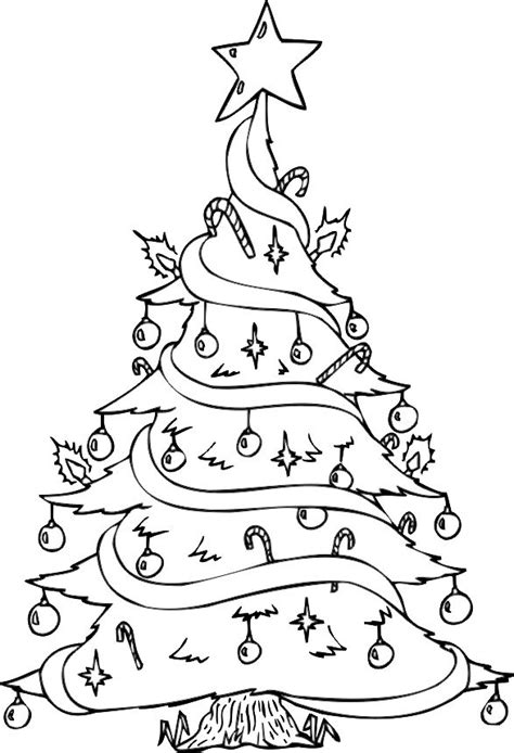 printable christmas coloring pages pinterest best 25 christmas tree coloring page ideas on pinterest
