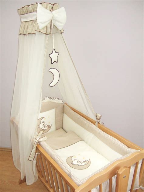 deluxe crib bedding accessories cradle bumper set