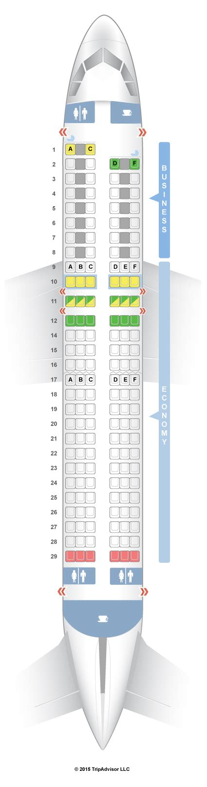 airbus a320 seating plan seatguru seat map air airbus a320 320 europe v1