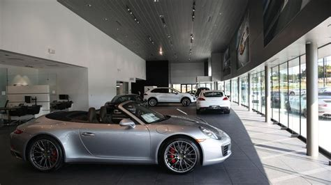 porsche dealership inside hendrick automotive expands porsche