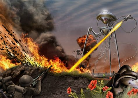 war of the worlds war of the worlds h g retro book review 2 the