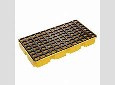 Eagle Manufacturing Spill Containment Platforms and Pallets Secondary Containment Tray