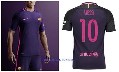 Jersey Barcelona Away 2017 fc barcelona 2016 17 nike away kit football fashion org