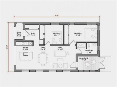 houses under 1000 sq ft modern house plans 1000 sq ft basement floor plans under