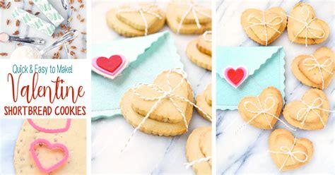 valentines shortbread pecan shortbread cookies recipe