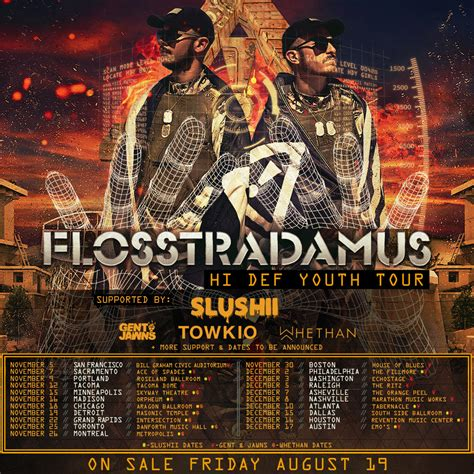 house of blues boston events flosstradamus house of blues boston 11 30 2016 boston ma tick