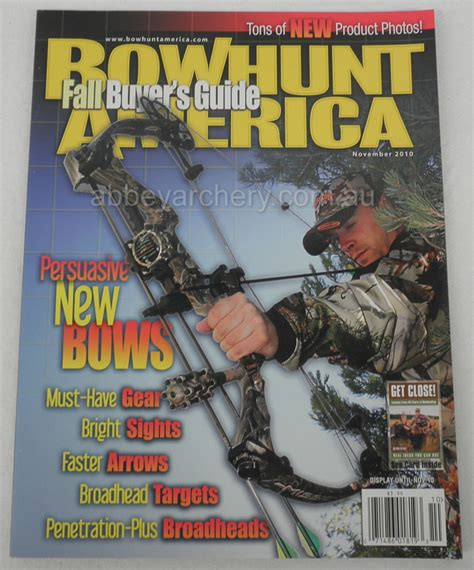 magazine bowhunt america special offer 5 magazines