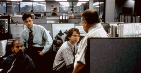 film comedy office office space is a devious comedy 1999 review ny daily