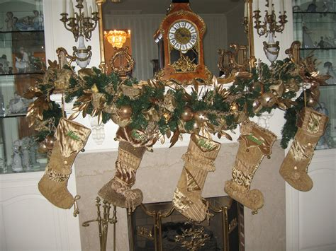 How To Hang Garland On Fireplace by Decorating Garlands Designer Flower Center