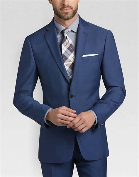 Ck Doctor blue postman suit s suits calvin klein s