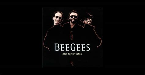 bee gees one 1997 bee gees one only 1997 ce devait 234 tre le dernier