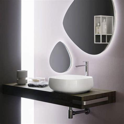 mensole per lavabi da appoggio mensola in legno per lavabo da appoggio cm 100 diverse