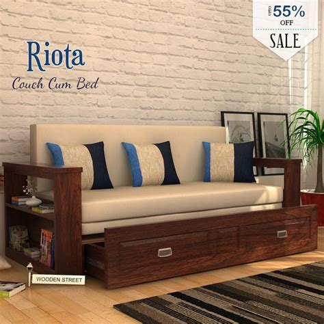 Sofa Bed Images Sofas And Wooden On Sofa Cum Bed In The