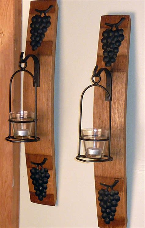 Wine Barrel Wall Sconce 301 moved permanently