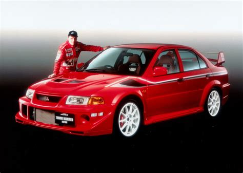 mitsubishi lancer evo 6 2000 mitsubishi lancer evo vi tme pictures history value