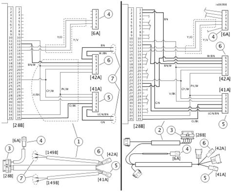 harley touring radio wiring diagram efcaviation