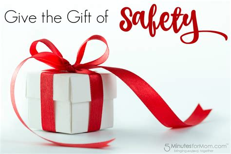 And Give The Gift Of by Give The Gift Of Safety With These Practical Gift Ideas