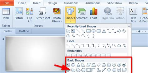 more themes for powerpoint 2010 how to insert a quarter circle shapes in powerpoint 2010