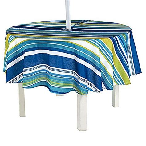 tablecloths for umbrella tables 9 best outdoor umbrella tablecloths images on