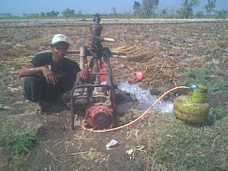 Pompa Air Bensin Solar Diesel mesin pompa air bahan bakar lpg mesen bensin bahan bakar
