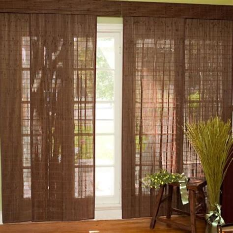 Sliding Panel Blinds 17 Best Images About Sliding Door Blinds On