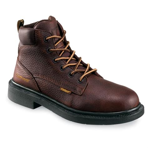 youth carhartt 174 6 quot boots 159437 work boots at sportsman