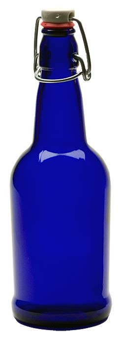 blue swing top bottles 500ml blue swing top bottles case of 12 actual shipping