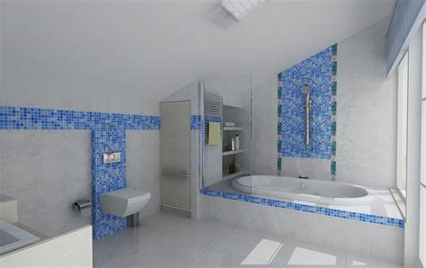 Baby Blue Bathroom by 36 Baby Blue Bathroom Tile Ideas And Pictures