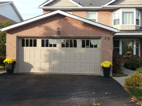 3 door garage sudbury garage door installations doortech sudbury