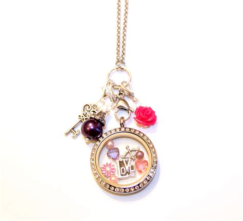 cupid s arrow s day floating locket and charm