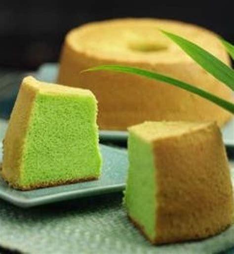 membuat kue cake resep bolu pandan dan cara membuat bacaresepdulu com