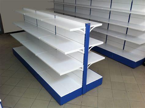 scaffali da negozio scaffali e scaffalature metallici per negozio castellani