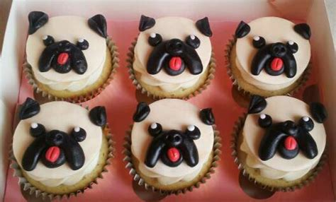 next pug pug cupcakes bakes cakes