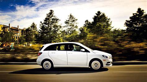 Auto Ohne T V Anmelden by Neu Mercedes Benz B Klasse Electric Drive