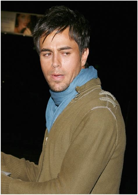 Enrique Iglesias Hairstyle by Enrique Iglesias Hairstyles