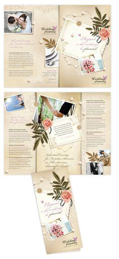 Wedding Brochure Size by 1000 Images About Tri Fold Brochure On
