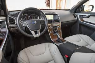 Xc60 Volvo Interior 2016 Volvo Xc60 T6 Drive E Awd Test Review