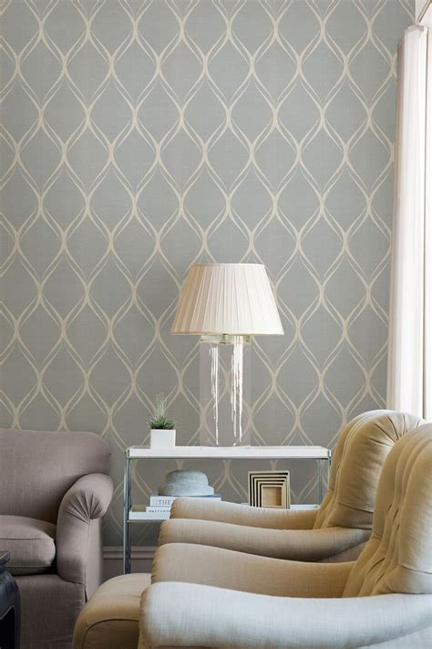 feature wallpaper for grey walls grey geometric wallpaper 2017 grasscloth wallpaper