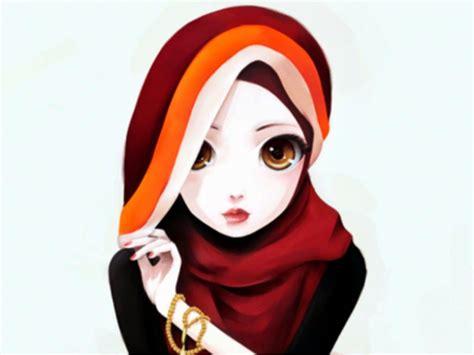wallpaper muslimah cute  title hijab chic